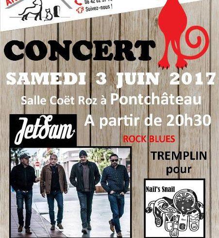 Concert Jetsam
